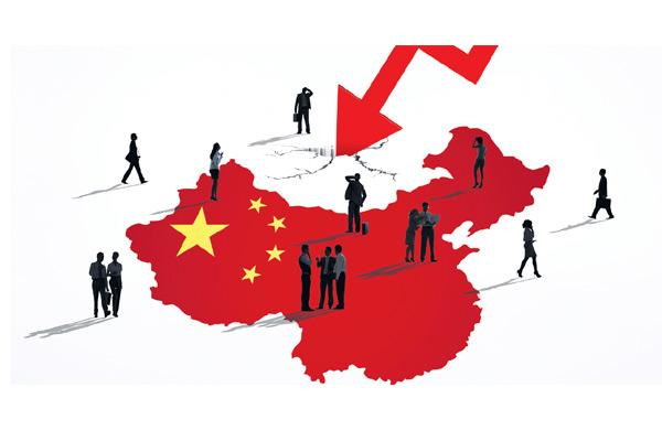 China Q2 GDP growth slows, meet forecast - Sakshi
