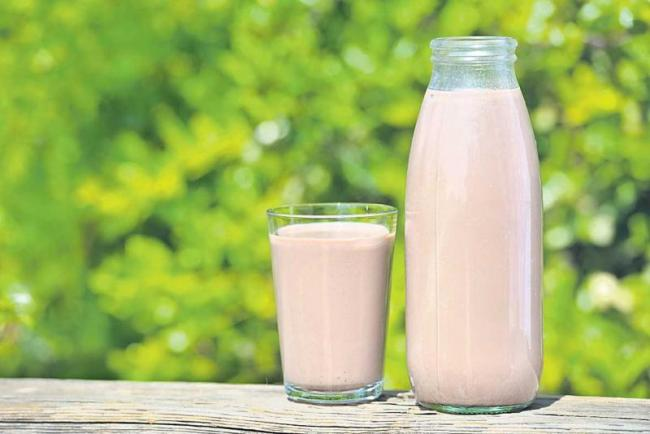 Good with chocolate milk - Sakshi