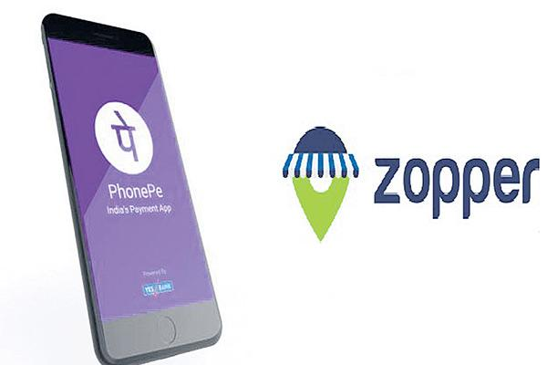 Zopper retail handed over to phone pay - Sakshi