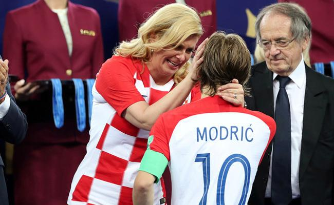 Croatias President Taught the World About Leadership - Sakshi
