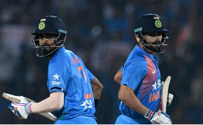 Rahul Left Out Of India vs England 3rd ODI Fans Slams Kohli Decision - Sakshi