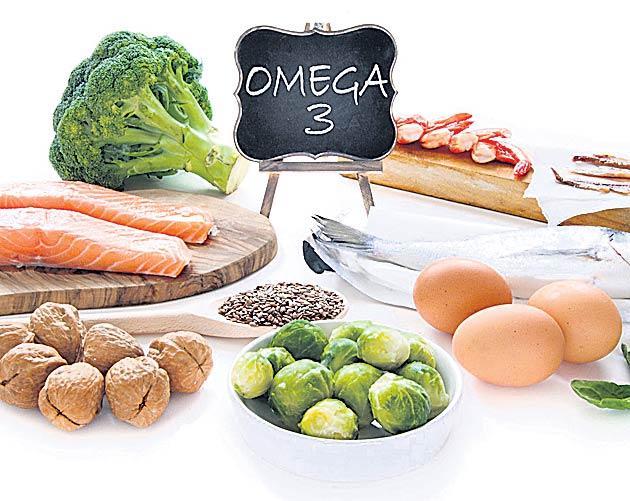 Omega - 3 toothache for cancer! - Sakshi