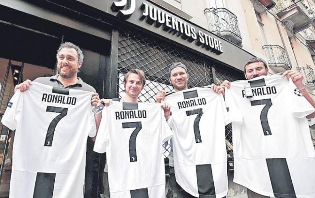 Ronaldo ready for Juventus challenge - Sakshi