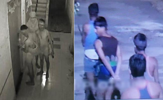 Chaddi Gang Gang Members Arrested in Gujarat - Sakshi