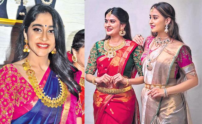 Old Fashion Trending For Ladies Jewellery - Sakshi