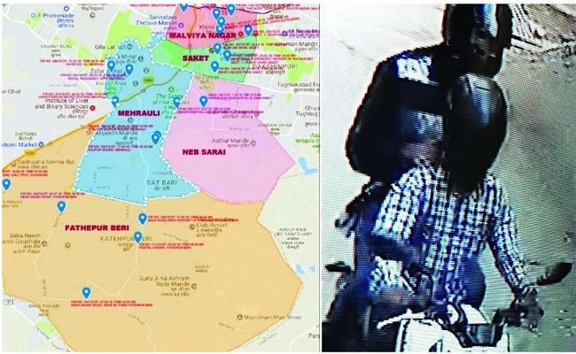 146 Police Team Nabbed Snatcher In Delhi - Sakshi