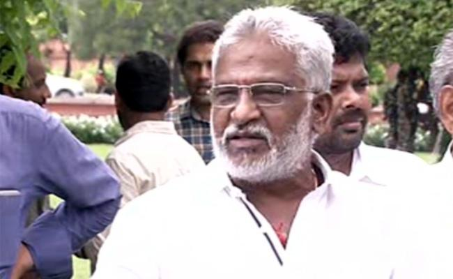 YV Subba Reddy Slams To TDP And BJP Over On No confidence Motion - Sakshi