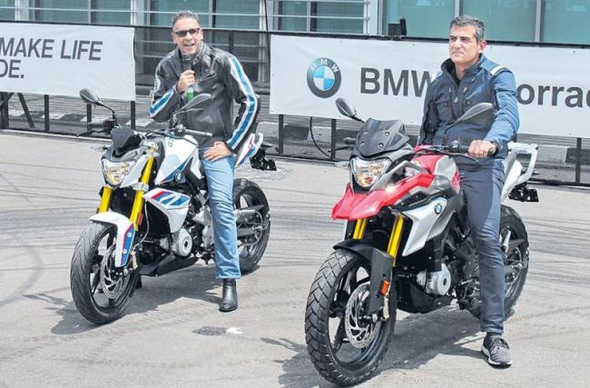 BMW new bikes in the market - Sakshi