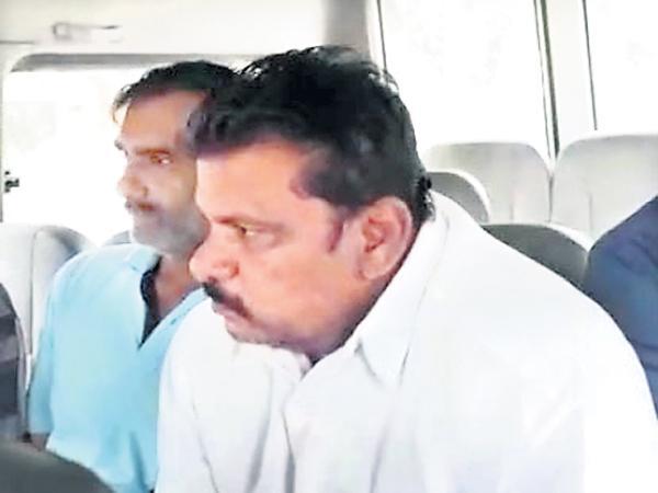 CID Custody to the Vasubabu and Narayana in EAMCET Leakage - Sakshi