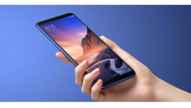 Xiaomi Mi Max 3 With 5500mAh Battery, Up to 6GB RAM Launched - Sakshi