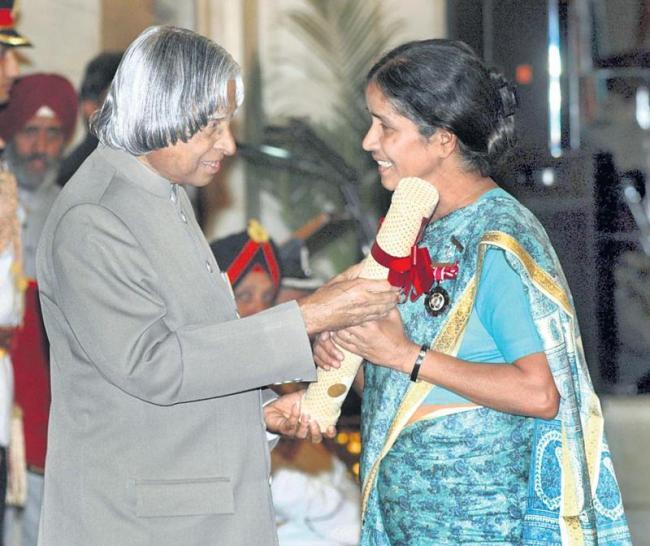 Dedicated life for Dalits - Sakshi