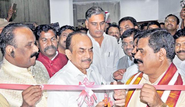 Telangana committed to welfare of SCs, STs - Sakshi