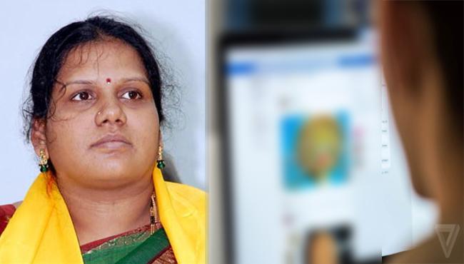 Case Registered Against The MLA Posted on Facebook - Sakshi