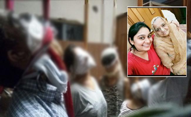 Burari Mass Suicide Family Suspect Foul Play - Sakshi