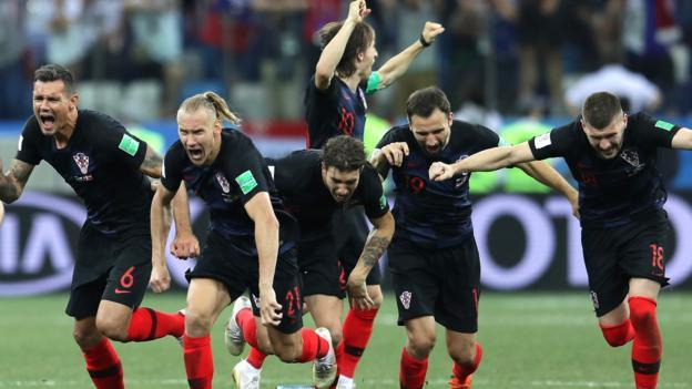 Croatia Beat Denmark To Reach World Cup QuarterFinals - Sakshi