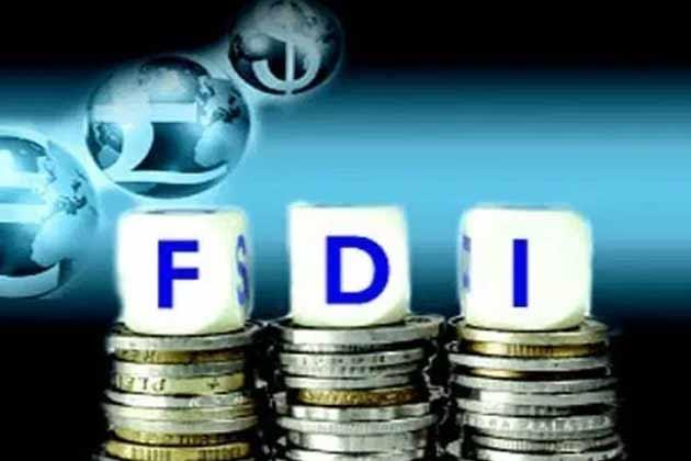 FDI inflow growth rate dips to 5-year low in FY18  - Sakshi