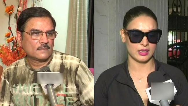 Singer Ankit Tiwaris Father Seeks Public Apology From Vinod Kambli - Sakshi