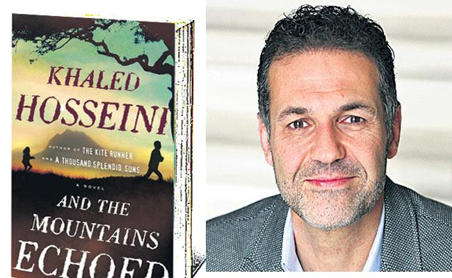 Khaled Hosseini And The Mountain Encode Book - Sakshi