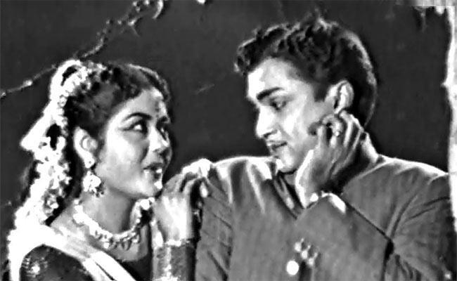 Akkineni Nageswara Rao Movie Song - Sakshi