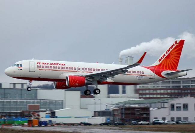 Good News For Air India Employees - Sakshi