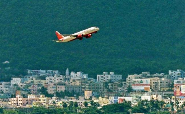 Flight Sounds Irritating In Visakhapatnam City - Sakshi