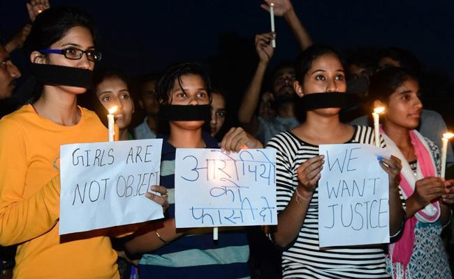 Police Suspects Victim In Mandsaur Rape Is Infected With HIV - Sakshi