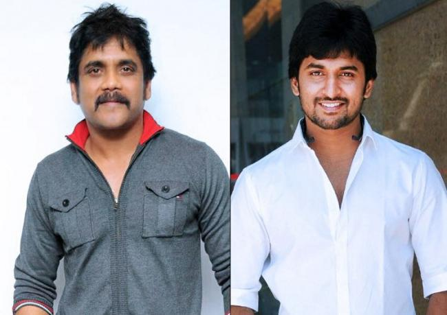 Nani-Nagarjuna's multi-starrer september released - Sakshi