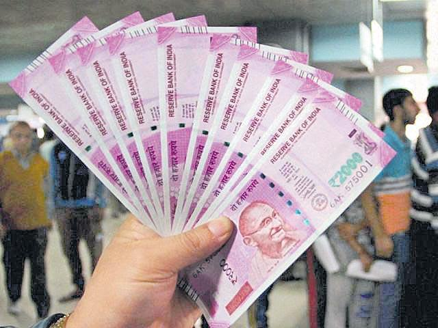 SIT on black money suggests Rs 1 crore cap on cash holdings - Sakshi
