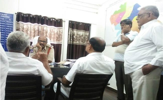 Chitti Merchant Fraud In Warangal - Sakshi