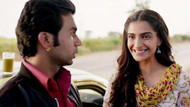 Rajkummar Rao Declaring It Hug Day - Sakshi