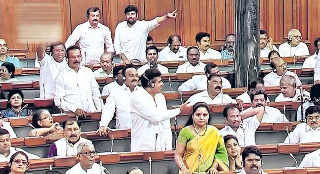 MP Vinod comments on no confidence motion against bjp - Sakshi