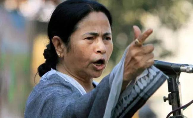 BJP RSS Creating Talibans Says Mamata Banerjee - Sakshi