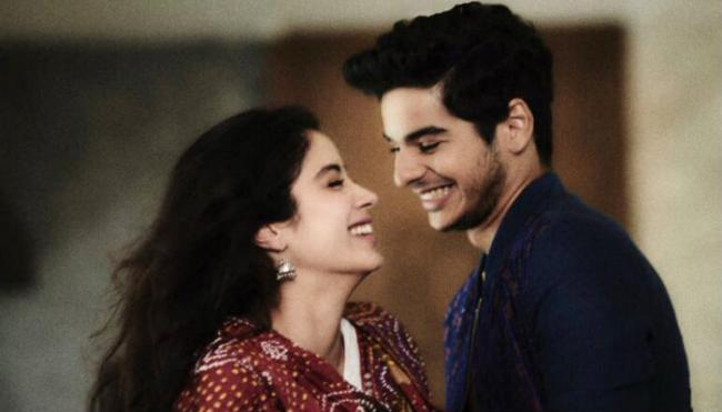 Dhadak Became Highest Opener Featuring Newcomers - Sakshi