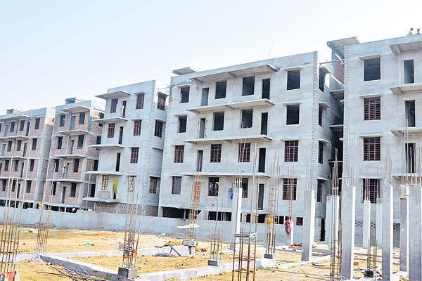 Rera burden on availability homes - Sakshi