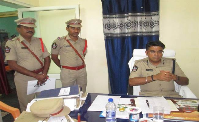 Proposals for Tekkali Police Sub Division - Sakshi