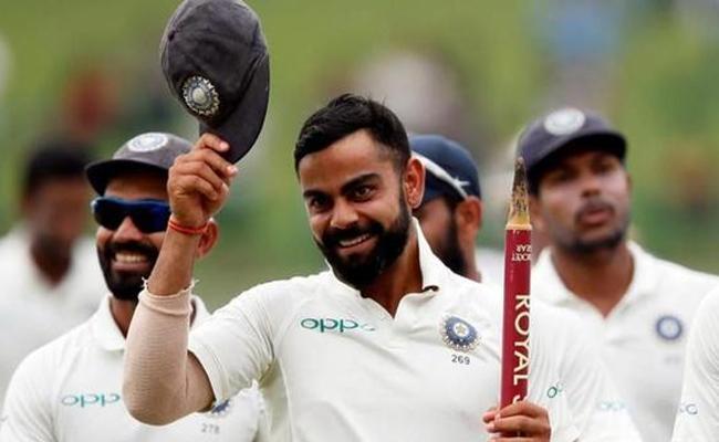 Will Kohli join league of WadekarKapilDravid by winning Test series - Sakshi