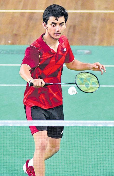 Lakshya Sen Storms Through to Asia Junior Championships Final - Sakshi