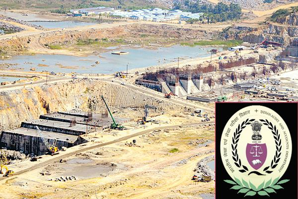 CAG Fires On State Govt Leaders about Polavaram Project works - Sakshi