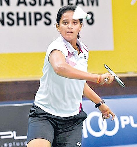 Srikrishna Praya in the final - Sakshi