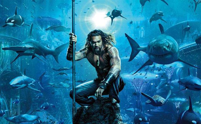 Aquaman Hollywood Movie Trailer Released - Sakshi