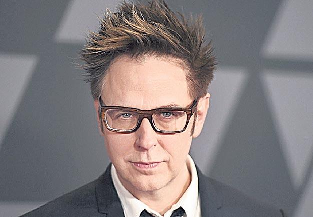 James Gunn fired from Guardians of the Galaxy Vol. 3 over offensive tweets - Sakshi