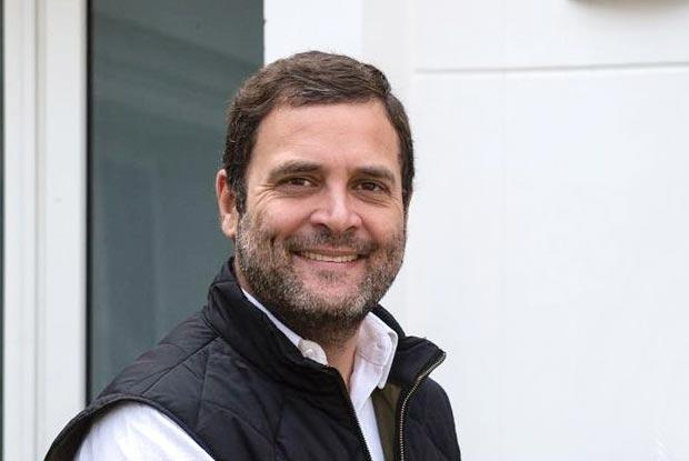 Rahul Gandhi says only love and compassion can build a nation - Sakshi