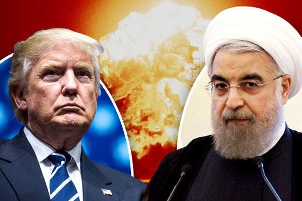 Hassan Rouhani Warns Donald Trump - Sakshi