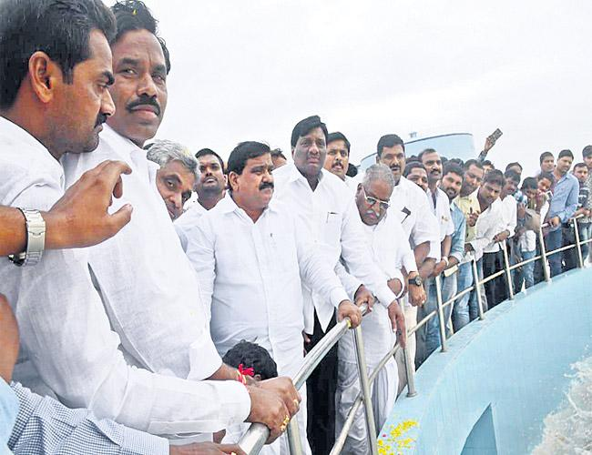 Mission Bhagiratha Scheme Is Best Scheme Mahender Reddy Rangareddy - Sakshi