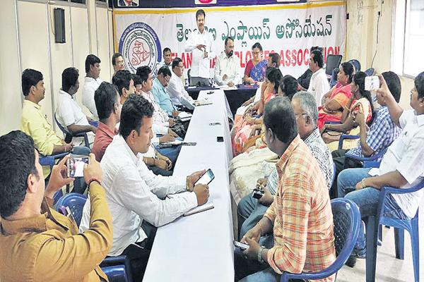 Should give home places to All the government employees  - Sakshi