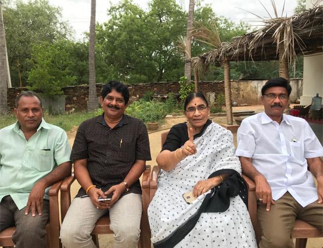 Rajampet EX MLA Comments On Chandrababu Naidu YSR Kadapa - Sakshi