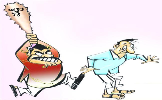 Call Money Type Incidents In Nizamabad - Sakshi