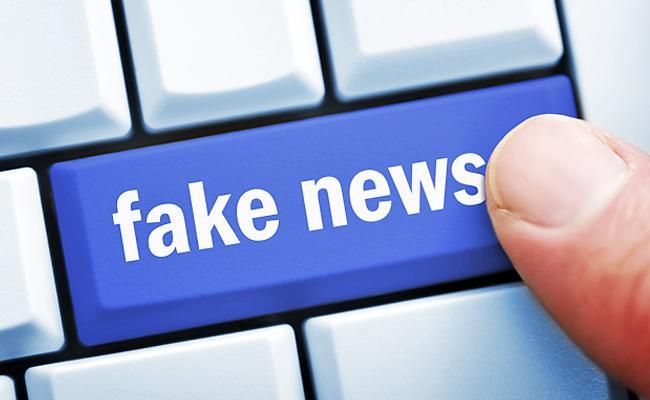 New Technology For Identifying Fake News In Social Media - Sakshi