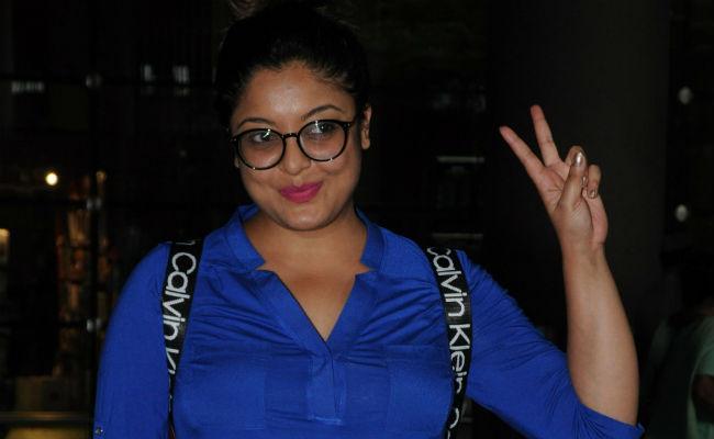 After Two Years Thanushree Dutta Back To Mumbai - Sakshi