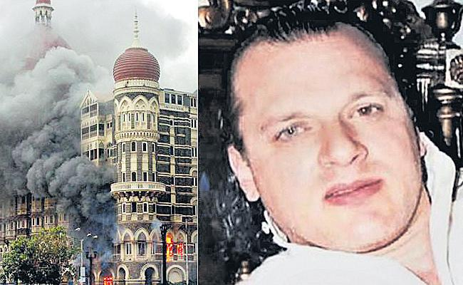 Attack On Terrorist David Headley In American jail - Sakshi
